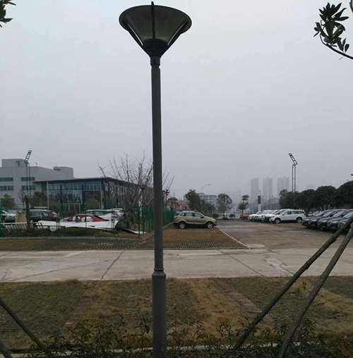 Hunan Changsha Street Light Project