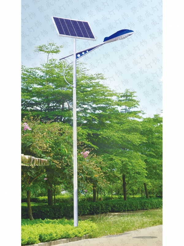 7 meter solar street light