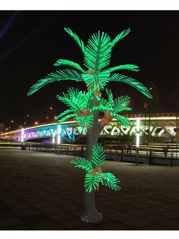 Illuminated tree light